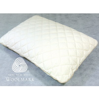 Hybrid Latex Plus Wool High Profile Pillow